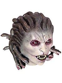 Medusa Schlangenkopf Maske