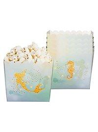 Meerjungfrau Snackbox 6 Stück