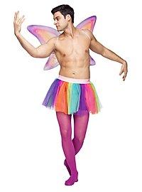 Men's tutu rainbow