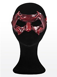 Mephistopheles Leather Eye Mask