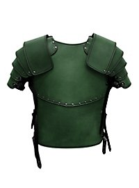 Mercenary Leather Armor green