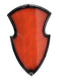 Mercenary Shield red Foam Weapon