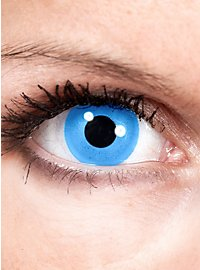 Mermaid Blue Special Effect Contact Lens