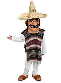 Mexikaner Maskottchen