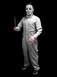 Michael Myers Halloween VI Costume Deluxe with Mask & Knife