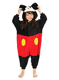 Micky Mouse Kigurumi kid's costume