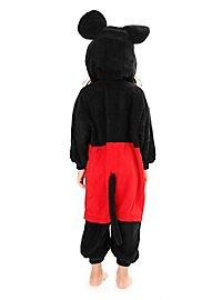 Micky Mouse Kigurumi kid's costume