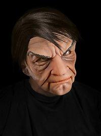 Miesmacher Maske aus Latex