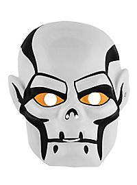 Mighty Max Skull Master Kindermaske aus Kunststoff