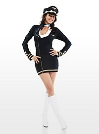 Mile High Stewardess Costume