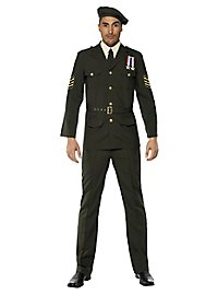 Military Commander Costume