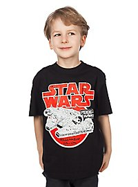Star Wars - Kinder T-Shirt Millennium Falke