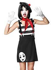 Mime Costume for Teens