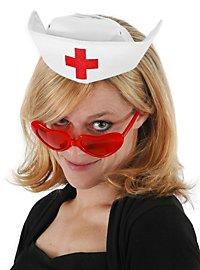 Mini coiffe d'infirmière