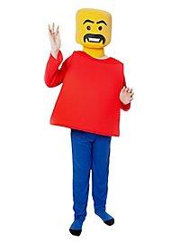 Mini figure kid's costume