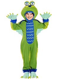 Mini Monsters Swamp Thing Kids Costume