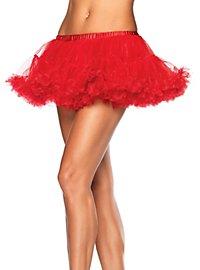 Mini Petticoat red