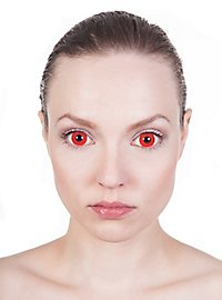 Mini-Sclera rot Kontaktlinsen