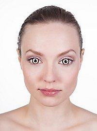 Mini-Sclera Vampir Kontaktlinsen