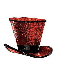 Mini Top Hat red