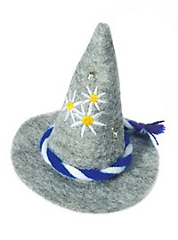 Mini Tyrolean Hat