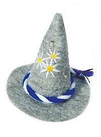 Mini Tyrolean Hat