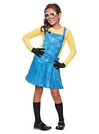 Minion girl costume