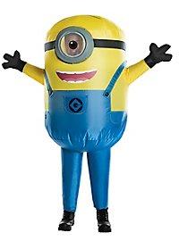 Minion inflatable children costume