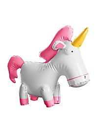 Minions Fluffy Inflatable Unicorn