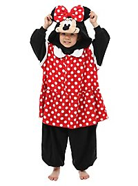 Minnie Mouse Kigurumi kid's costume
