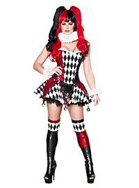 Miss Harlequin Sexy Costume