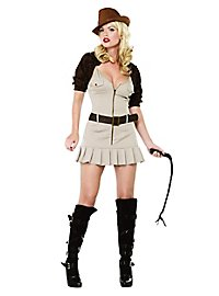 Miss Indiana Jones Costume