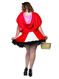 Miss Little Red Riding Hood Costume