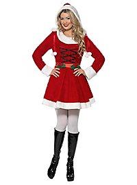 Miss Mistel Weihnachtsfrau Kostüm