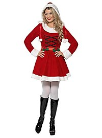 Miss Mistletoe Santa Claus costume