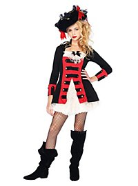 Miss Pirate Teen Costume