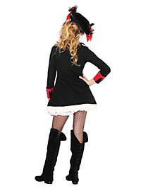 Miss Pirate  Teen Costume
