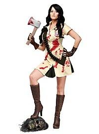 Miss Zombie Jäger Kostüm