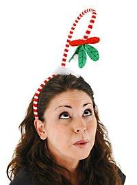 Mistletoe Hair Band