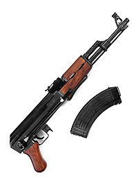 Mitrailleuse «Kalashnikov AK47» avec béquille d'épaule