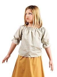 Mittelalter Bluse für Kinder
