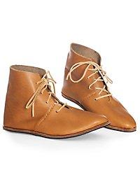 Mittelalter Schuhe mit Schnürung - Radebrecht