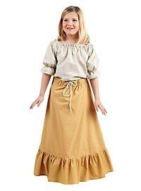 Mittelalter Kleidung Mädchen für Kinder