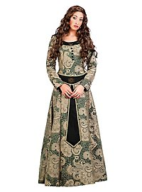 Mittelalter Prinzessin Kleid