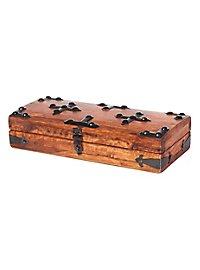 Mittelalterliche Holzschachtel