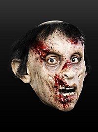 Mönch des Grauens Maske aus Latex