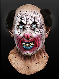 Mörder-Clown Maske aus Latex