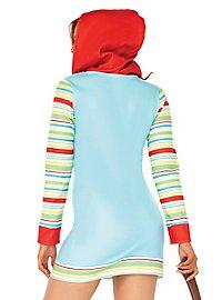 Mörderisches Püppchen Hoodie Dress