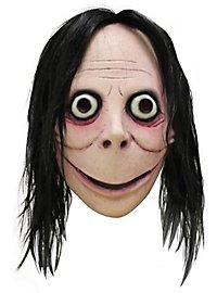 Momo Challenge Maske