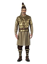 Mongol Archer Costume